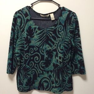 French Laundry Top Size L